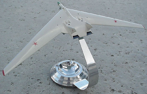 # zhopa180            M-67 Kreiser LK experimental recon aircraft 3