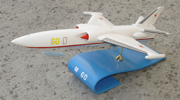# zhopa058            M-60 nuclear powered hydroplane-bomber project 1