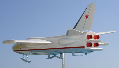 # zhopa058            M-60 nuclear powered hydroplane-bomber project 4