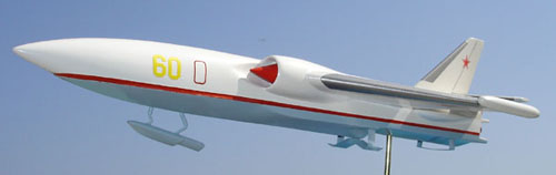 # zhopa058            M-60 nuclear powered hydroplane-bomber project 5