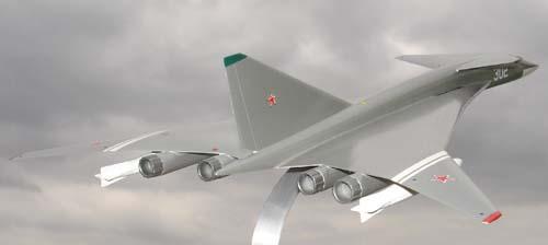 # zhopa053            M-20-14 experimental Myasishchev bomber 3