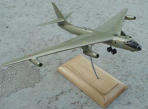 # zhopa173            M-28 (2M) Myasishchev experimental bomber project 1