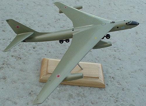 # zhopa173            M-28 (2M) Myasishchev experimental bomber project 3
