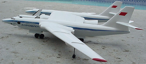 # zhopa151            3M2-2 project of OKB Myasishchev 5
