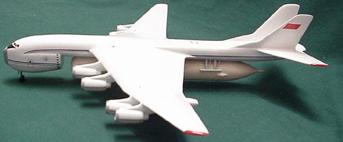 # zhopa153            M-52B OKB Myasishchev transporter project 2
