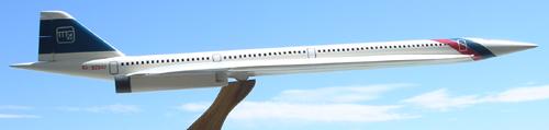 # zhopa063            Tu-244 Tupolev 2nd Generation SST project 1