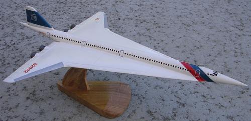 # zhopa063            Tu-244 Tupolev 2nd Generation SST project 2