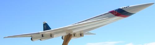 # zhopa063            Tu-244 Tupolev 2nd Generation SST project 4