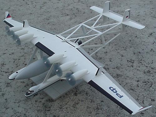 # zhopa144            M-90 Myasishchev with shuttle Maks variant-1 1