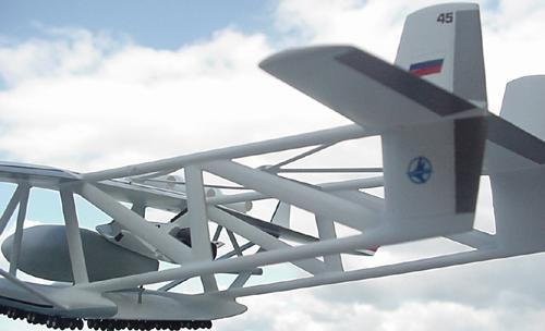 # zhopa144            M-90 Myasishchev with shuttle Maks variant-1 5