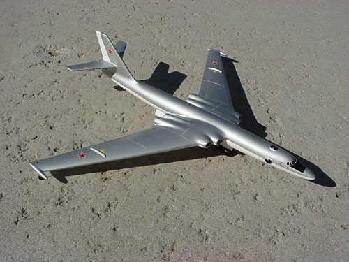 # zhopa170            M-4 `Bison` Myasishchev strategic bomber 2