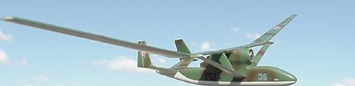 # zhopa096            BVS-M-62 `Orel` spy plane project of Myasishchev 1