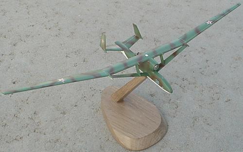 # zhopa096            BVS-M-62 `Orel` spy plane project of Myasishchev 3