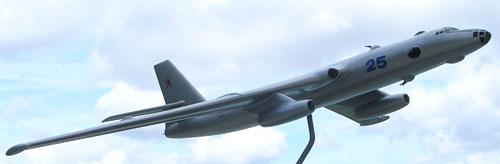 # zhopa070a            Aircraft-28 variant-2 Myasishchev bomber 2