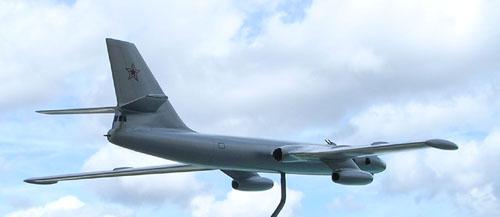 # zhopa070a            Aircraft-28 variant-2 Myasishchev bomber 4