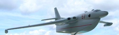 # zhopa071            Myasishchev 3M-M hydro-plane bomber project 1
