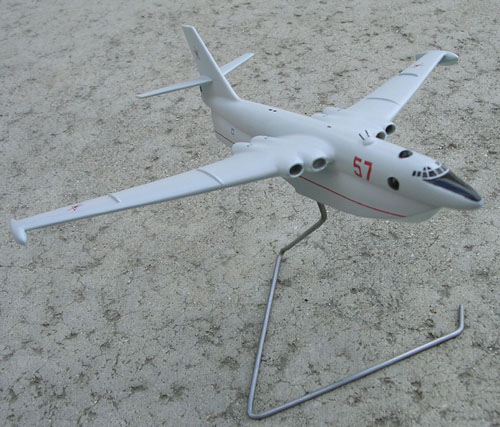 # zhopa071            Myasishchev 3M-M hydro-plane bomber project 2