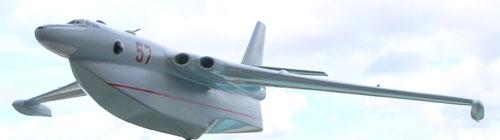 # zhopa071            Myasishchev 3M-M hydro-plane bomber project 4