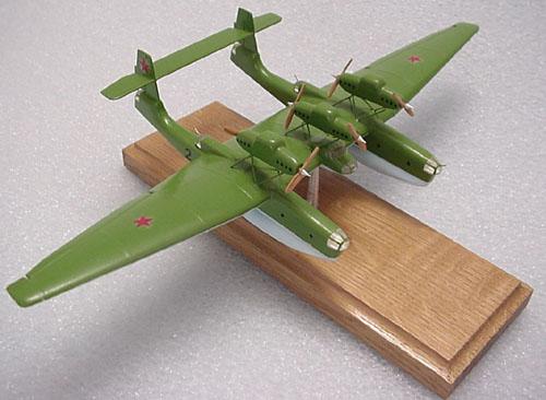 # zhopa108            Tupolev`s ANT-22/MK-1 resin model 1