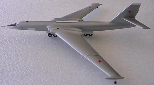 # zhopa061            3M Bison Myasishchev nuclear bomber-tanker 1