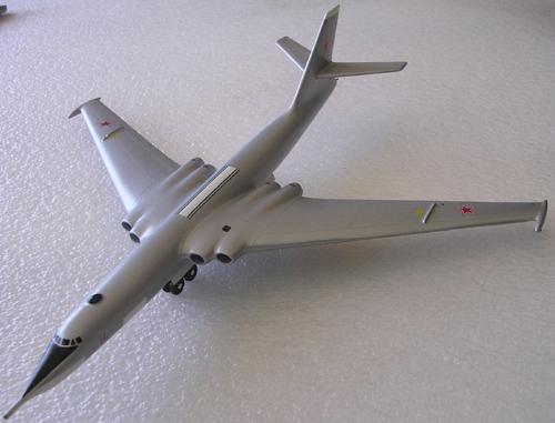 # zhopa061            3M Bison Myasishchev nuclear bomber-tanker 2