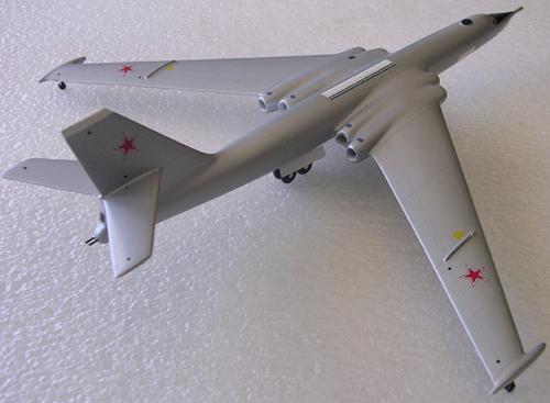 # zhopa061            3M Bison Myasishchev nuclear bomber-tanker 3