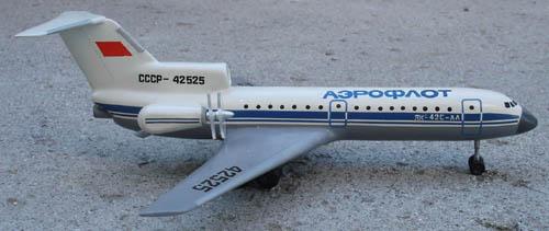 # zhopa051            Yak-42LL 2