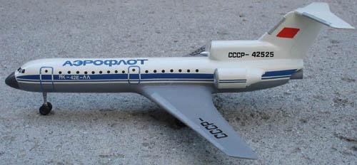 # zhopa051            Yak-42LL 4