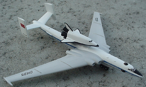 # zhopa154            Myasishchev 3M-T/VM-T Atlant with Maks shuttle 1
