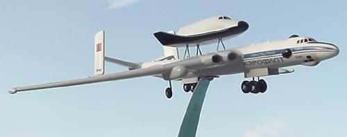 # zhopa155            Myasishchev 3M-T/VM-T Atlant with space shuttle Hermes 3