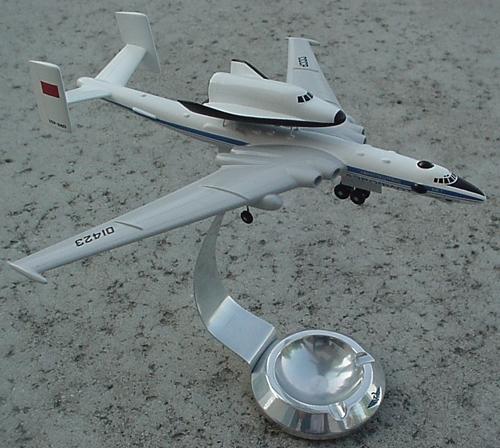 # zhopa155            Myasishchev 3M-T/VM-T Atlant with space shuttle Hermes 5