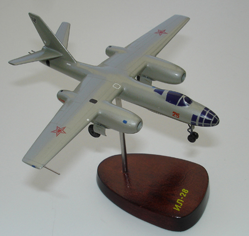 # zhopa057            Il-28 Beagle bomber 1