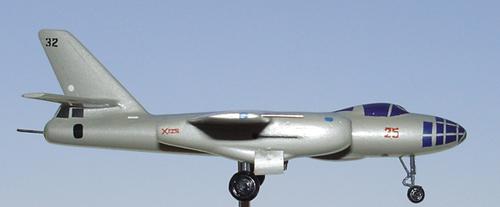 # zhopa057            Il-28 Beagle bomber 4