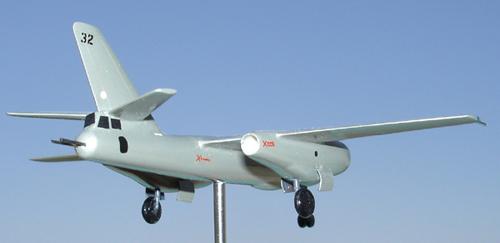 # zhopa057            Il-28 Beagle bomber 5