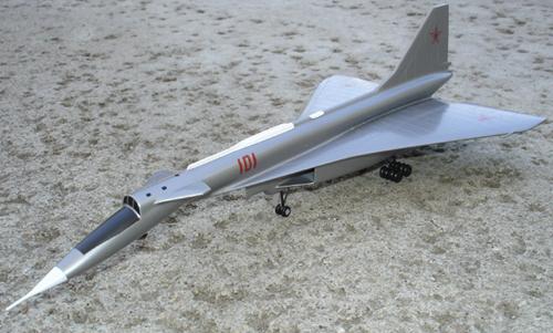 # zhopa056            T-4 Sukhoi-100 bomber 1