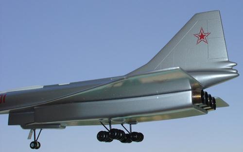 # zhopa056            T-4 Sukhoi-100 bomber 4