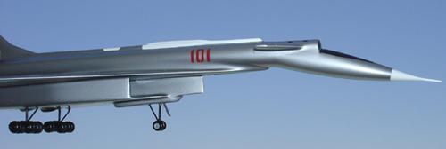 # zhopa056            T-4 Sukhoi-100 bomber 5