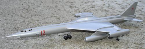 # zhopa055            Myasishchev M-50 experimental bomber 1