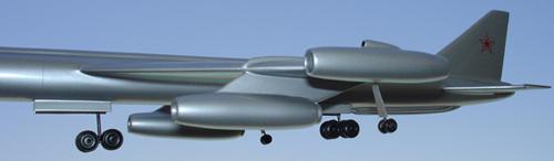 # zhopa055            Myasishchev M-50 experimental bomber 3