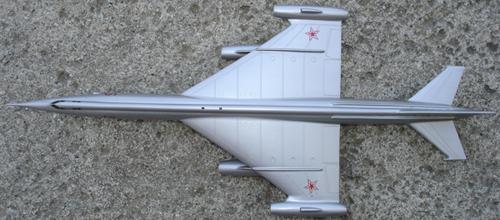 # zhopa055            Myasishchev M-50 experimental bomber 4