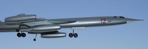 # zhopa055            Myasishchev M-50 experimental bomber 5