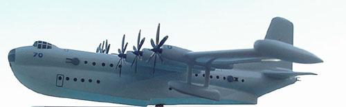 # zhopa120            Beriev 1949 patrol-bomber amphibian project 2