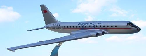 # zhopa067            M-29 (M-4P) Myasischev passenger transport project 1