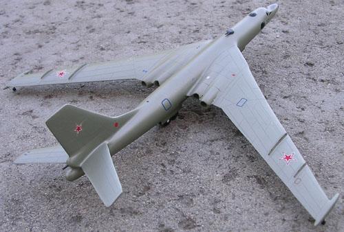 # zhopa070            Myasishchev 2M Aircraft-28 project 2