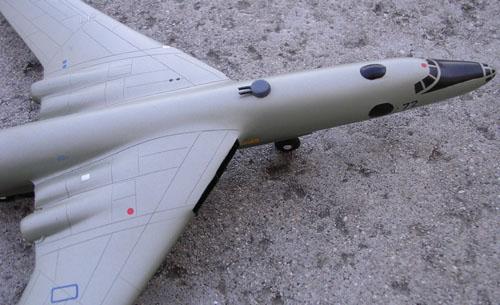# zhopa070            Myasishchev 2M Aircraft-28 project 4