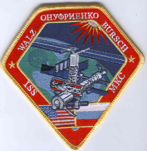 # fp077            ISS-4 expedition STS-108/ISS/STS-111 flown pa 1