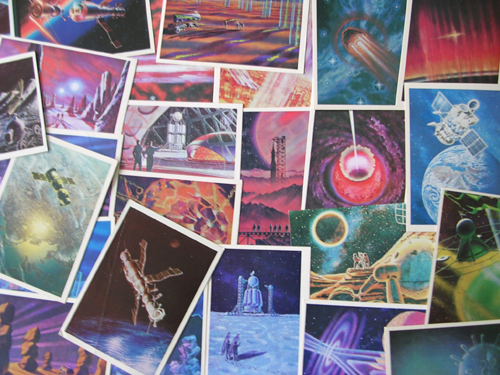 # cp110            Soviet issued postcards 4