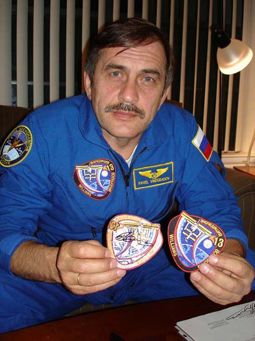 # ci275            Pavel Vinogradov and ISS-13 official patches 1