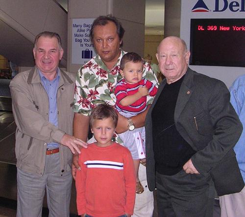 # ci287            ASTP cosmonauts Leonov & Kubasov in Los Angeles 1