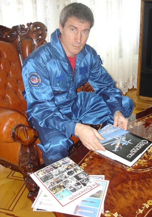 # ci282            Sergei Krikalev-February, 2005 1